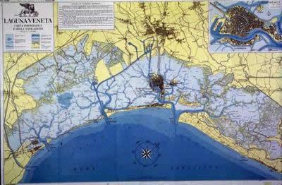 Ufficio Per Carta Venezia : Casse di colmata venezia